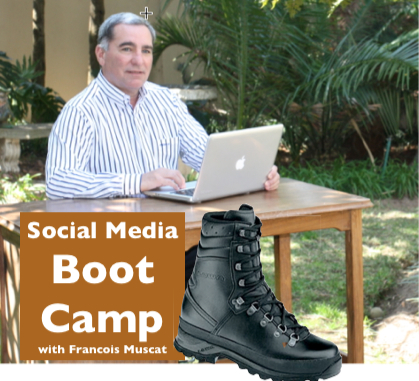 Social Media Boot Camp in Nairobi, Kenya