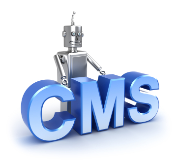 Content management systems make web design easy