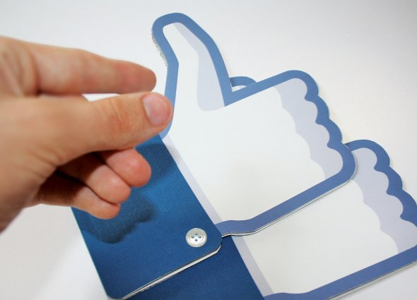 Is Facebook experimenting with the 'Want' button?