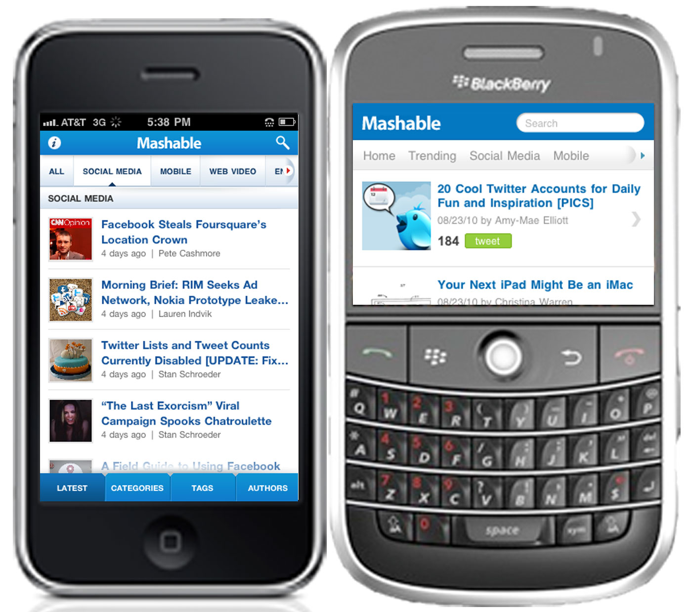 Designing your mobile website