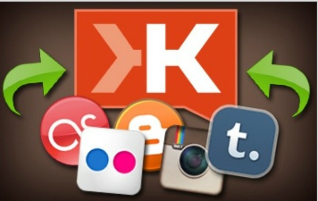 Klout moments to measure social media influence
