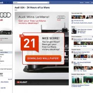 Facebook pages are now integrated into your Klout score