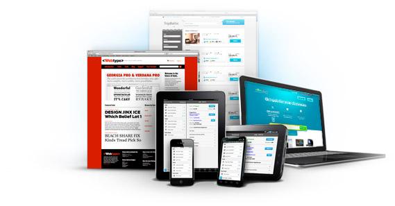 Three important components of web design