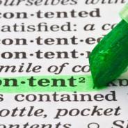 Brainstorming content ideas
