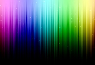 Colour me trendy – What colours web designers are popularising this year