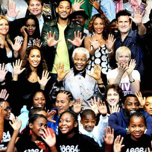 Mandela Day Twitter hashtags sweep the nation