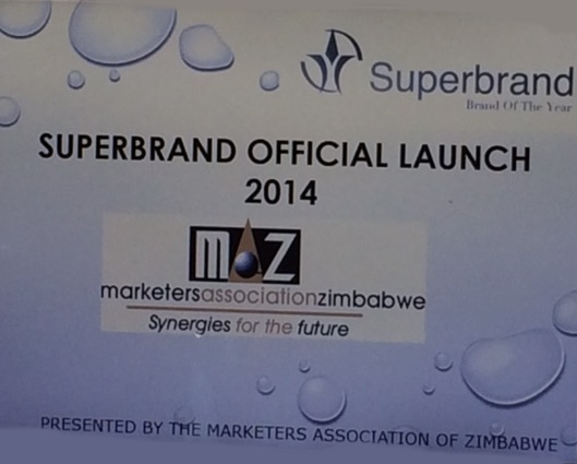 Marketers Association of Zimbabwe's Brand of the Year