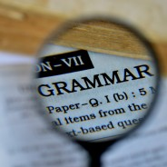 Why spelling and grammar is such a big deal