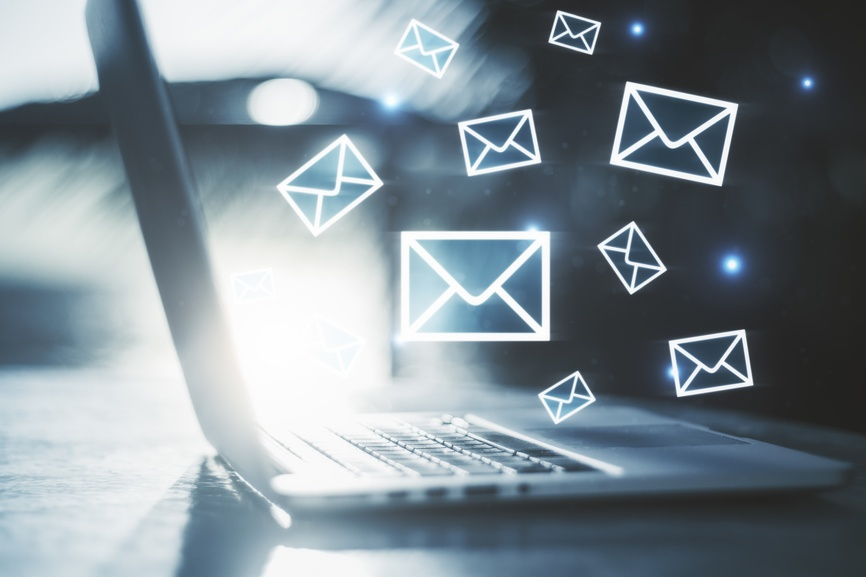 e-mail funnel